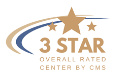 rated 3 stars by CMS